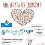 Una serata per Emergency – 26 Maggio